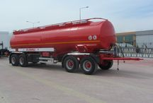 Fuel Tanker (Draw Bar Semi Trailer)