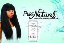 Pure Natural Lace Wigs / Pure Natural Lace Wigs