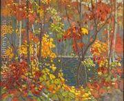 Group of Seven Paintings / Group of Seven Paintings + Art