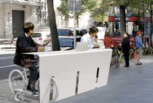 Streetscape / Ideas for activating spaces