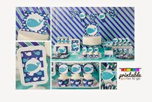oh jonah! the whale inspired/whale party ideas