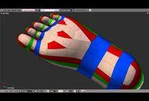 3d Human creation