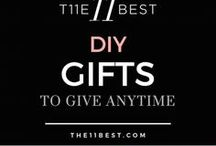 DIY Craft & Gift Ideas