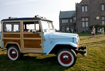 Projects - Woody Land Cruiser