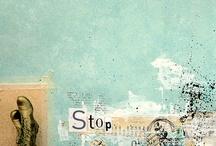 Composicions collages per escola