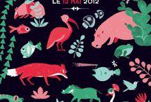 Festival branding / Posters  & Brochures