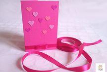 Kartki Walentynkowe / Valentine's cards