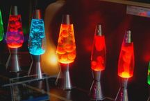 Mathmos Collections / Our lava lamps are quite the collector's item!
