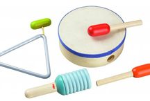 Music & Instruments / Let the budding musician play with this wonderful selection of musical toys. - See more soon at: http://www.goodtoplay.com
