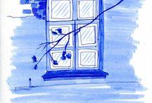 Мои рисунки \ My Drawings