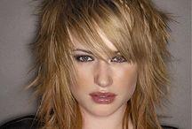 Hair. Syles