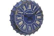 Horloges avec des capsules
