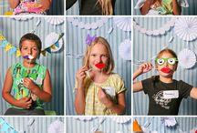 Kindergeburtstag / Ideen