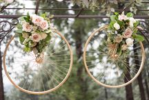 Bicycle wedding idea
