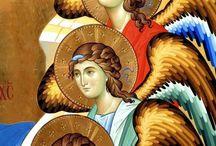 ICONE Angeli e Arcangeli