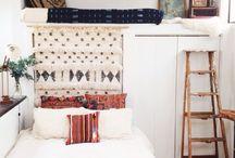 Inspirasjon til huset / Bedroom vegetation shelf