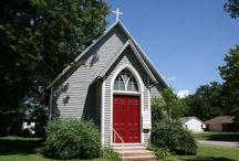 Kansas Architecture - Gothic Revival / Featuring Gothic Revival style architecture in Kansas