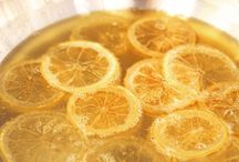 If Life Gives You LEMONS... / Lemons are so versatile.  These are several good looking and tasting recipes using lemons.
