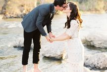 Engagement Session // Styling Inspiration / Advice + Inspiration to help your dress for your Engagement Session.