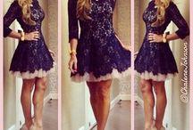 Dresses / Lace dress