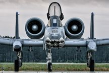 A-10 Warthog / The A-10 Warthog is one of my favorite airplanes of all time! Here I pin some epic images, drawings, and articles of the A-10 Warthog.
