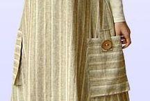 Платье мусульманки