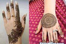 Mehndhi designs
