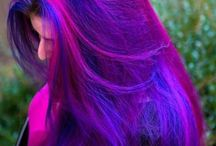 Haarfarben/ Schnitt