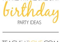 Party & Entertaining / Party ideas and entertaining