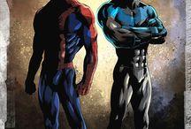 Superheroes / Super