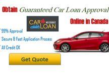 Guaranteed Car Loan