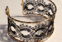 Paličkování-šperky