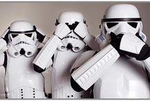 Star Wars! Oh, My! / by Cecilia Aubrey