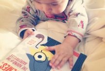 Bookish Baby  (Mateo's Must Reads)