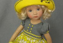 Dolls to love / Clothes and pattern to any doll