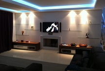 Home Theater / Salas de Home Theater
