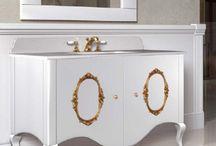 BATHROOM / Ванные и бани / Мебель для ванных комнат. Бани