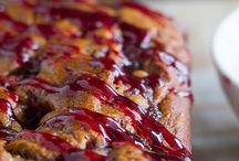 Sweet and savory bread / by Ginger Valiant