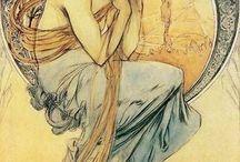 Art Nouveau / Alfonse  Mucha