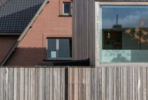 Architecture: timber cladding