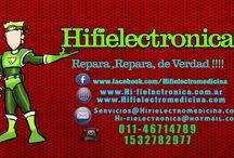 Hifielectromedicina, en Floresta .