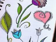 Sweet doodling