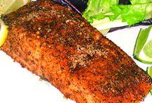 Fish and Seafood / A collection of recipes that include fish or seafood