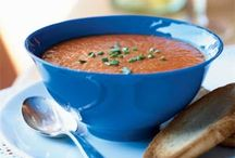 Recipes--Soup and Salad