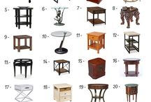 A Guide to Choosing End Tables for Your Home