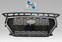 Grill Kühlergrill Kühlergitter Frontgrill Hyundai i30 ab 2017 86351G4000