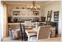 Dining room / by The French Farmhouse