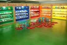 Children's library spaces