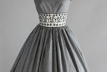 ❀ 1950 clothing ❀ / #vintage #retro #50s