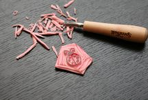 Tips and tricks - stamping / by Candy Sellers